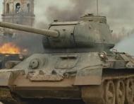 Русский танк т34