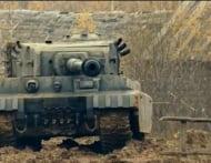 тяжелый танк Тигр