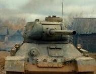 Белый Тигр: Т-34 в поисках цели