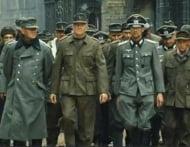 Немецкие военные в плену - белый тигр