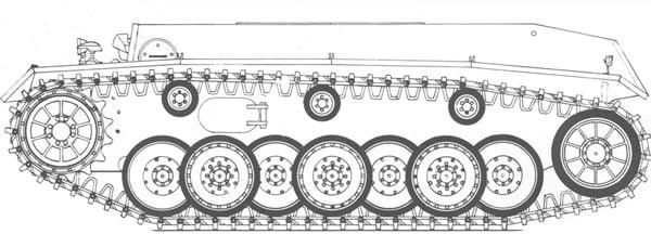 танк вк3001