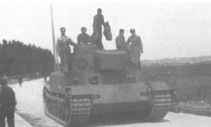 вк 45 01 танк