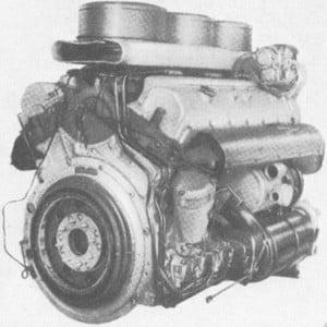 Мотор Майбах
