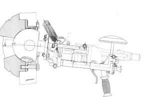 Тигр танковый пулемет