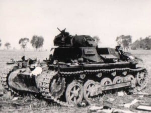 Легкие танки Германии